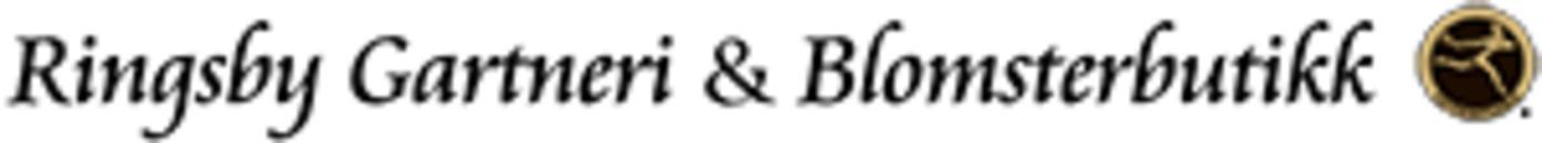 Ringsby Gartneri og Blomsterbutikk AS logo
