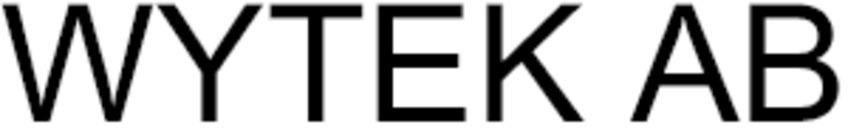 WYTEK AB logo