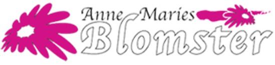 Anne Maries Blomster AS logo