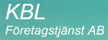 KBL Företagstjänst i Kristianstad AB logo