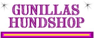 Gunillas hundshop logo