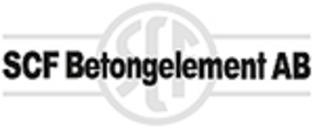 SCF Betongelement AB logo