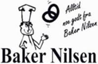 Baker Nilsen AS Utsalg Torggården logo