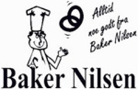 Baker Nilsen Aaser utsalg Borreveien logo