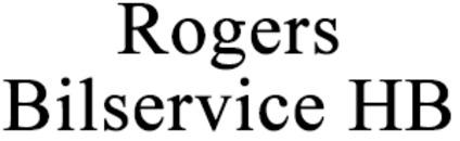 Rogers Bilservice HB logo