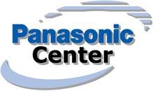 Panasonic Center - Jørgensen Radio & TV logo