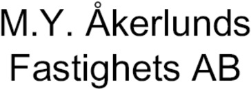 M.Y. Åkerlunds Fastighets AB logo