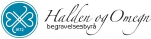 Halden og Omegn Begravelsesbyrå AS logo
