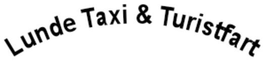Lunde Taxi & Turistfart logo
