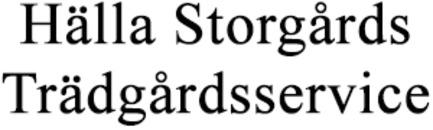 Hälla Storgårds Trädgårdsservice logo