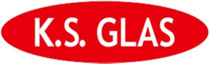 K.S. Glas logo