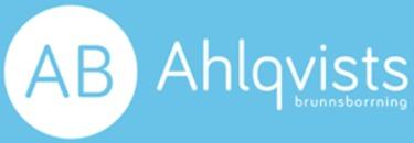 Ahlqvists Brunnsborrning AB logo