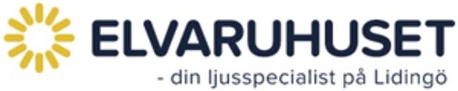 Elvaruhuset i Lidingö AB logo
