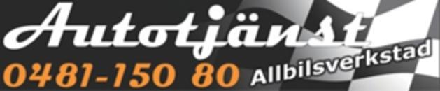 Autotjänst Nybro logo