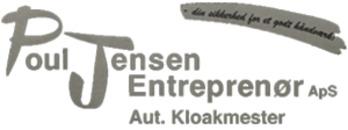 Poul Jensen Entreprenør ApS logo