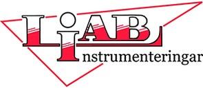LIAB Instrumenteringar AB logo