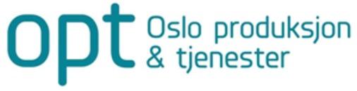 Oslo Produksjon & Tjenester Hovedkontor logo