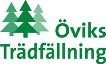 Öviks Trädfällning logo