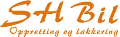 SH Bil AS logo