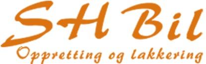 SH Bil AS logo