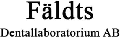 Fäldts Dentallaboratorium AB logo