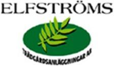 Elfströms Trädgårdsanläggningar AB logo