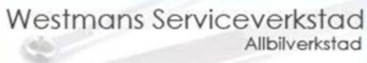 Westmans Serviceverkstad logo
