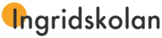 Ingridskolan logo
