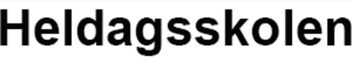 Heldagsskolen logo