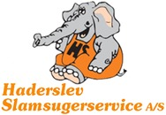 Haderslev Slamsugerservice A/S logo