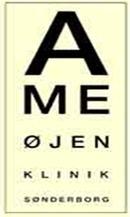AME øjenklinik logo