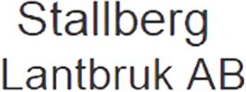 Stallberg Lantbruk AB logo