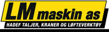 LM Maskin AS logo
