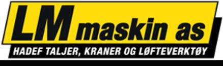 LM Maskin AS logo