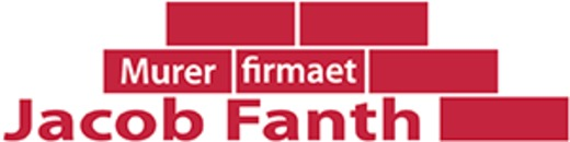 Murerfirmaet Jacob Fanth logo