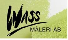 Wass Måleri AB logo
