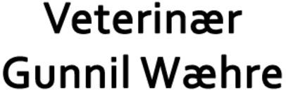 Veterinær Gunnil Wæhre logo