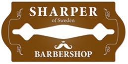 Sharper of Sweden Barbershop AB logo