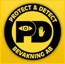PD Bevakning AB logo