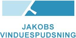 Jakobs Vinduespudsning logo