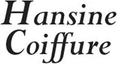 Hansine Coiffure logo