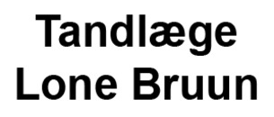 Tandlæge Lone Bruun logo