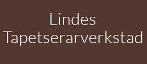 Lindes Tapetserarverkstad logo
