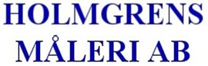 Holmgrens Måleri AB logo
