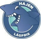 ICA Hajen Lågpris logo