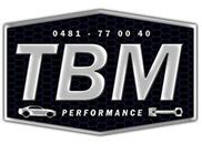 TBM Performance, HB logo