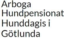 Arboga Hundpensionat/Hunddagis i Götlunda logo