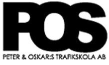 POS Peter & Oskars Trafikskola AB logo