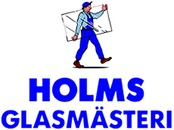 Holms Glasmästeri AB logo