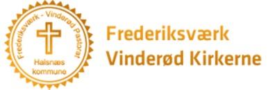 Frederiksværk-Vinderød Sogn logo